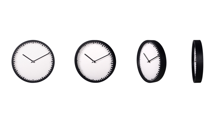 Analog Clock Wall