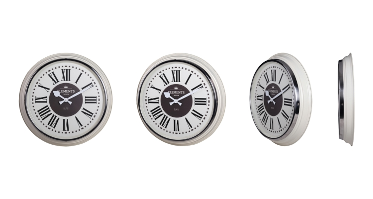 Large Analog Wall Clock
