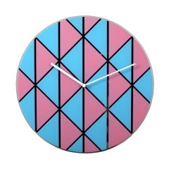 Decorative Glass Wall Clock