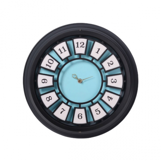 Arabic Numbers Wall Clock
