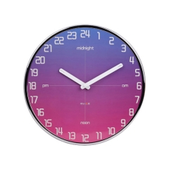 Bright Colored Wall Clocks