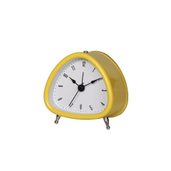 Modern Analog Table Alarm Clock