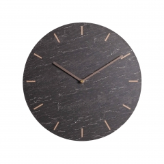 MDF quartz wall clock